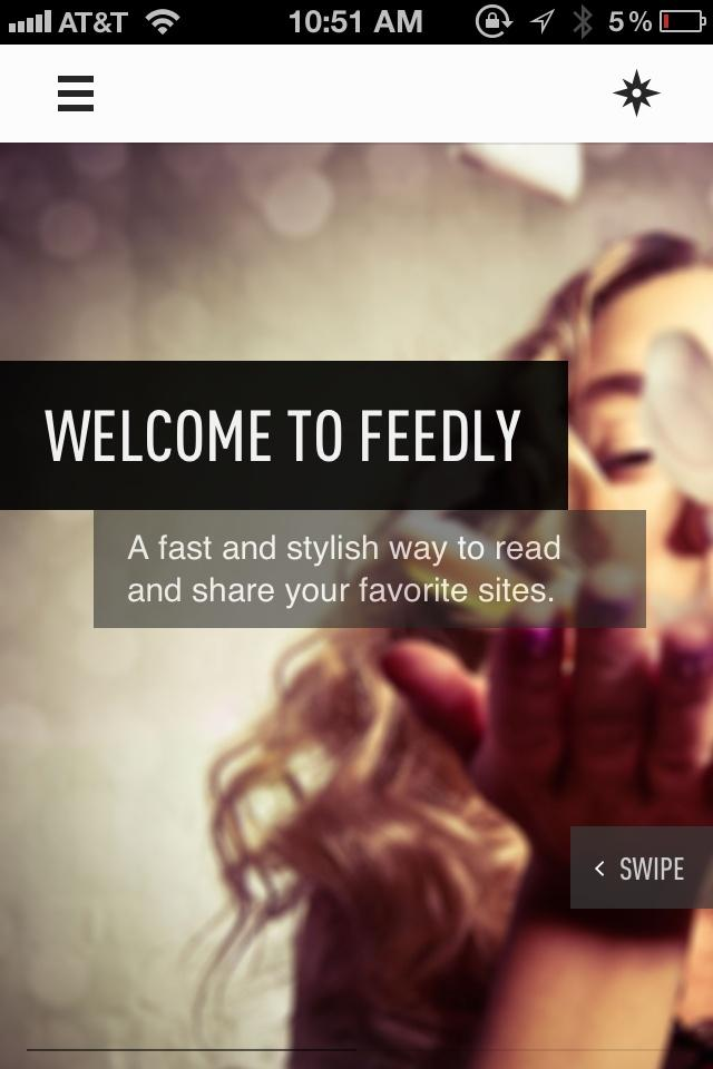 Feedly: Your Google Reader, Youtube, Google News, RSS News Reader  新版本特性介绍