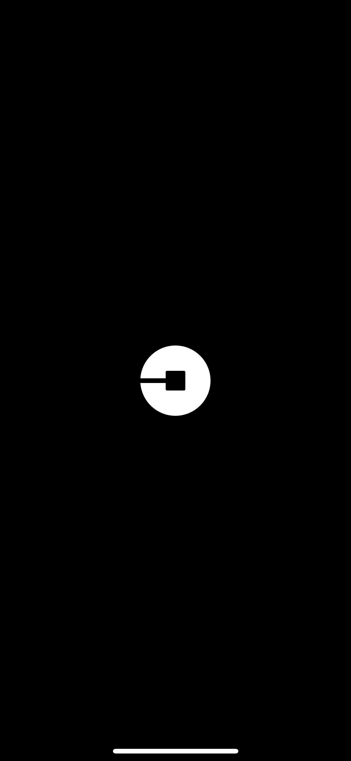 Uber  深色iOS 刘海屏封面图
