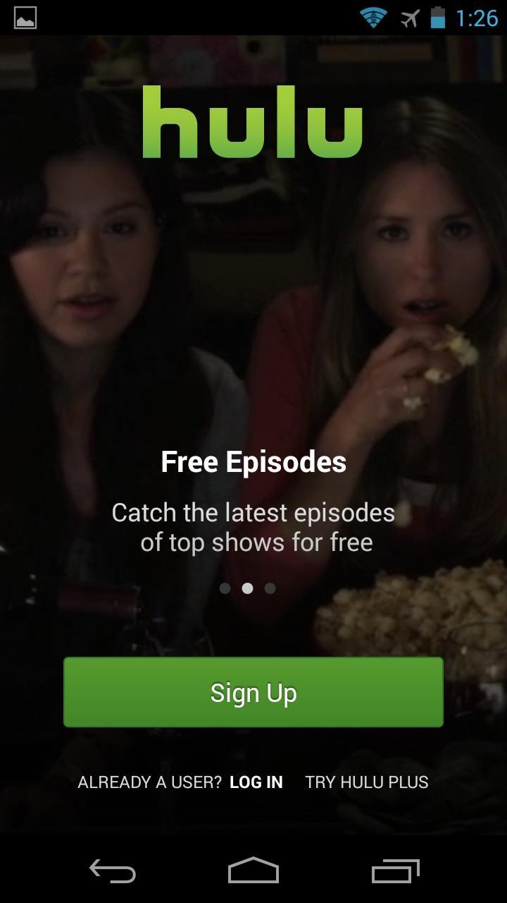 Hulu  新版本特性介绍