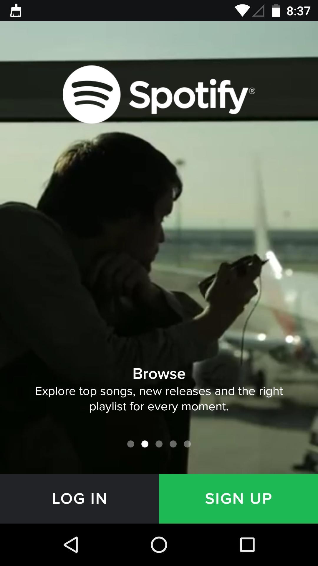 Spotify Music  新版本特性介绍