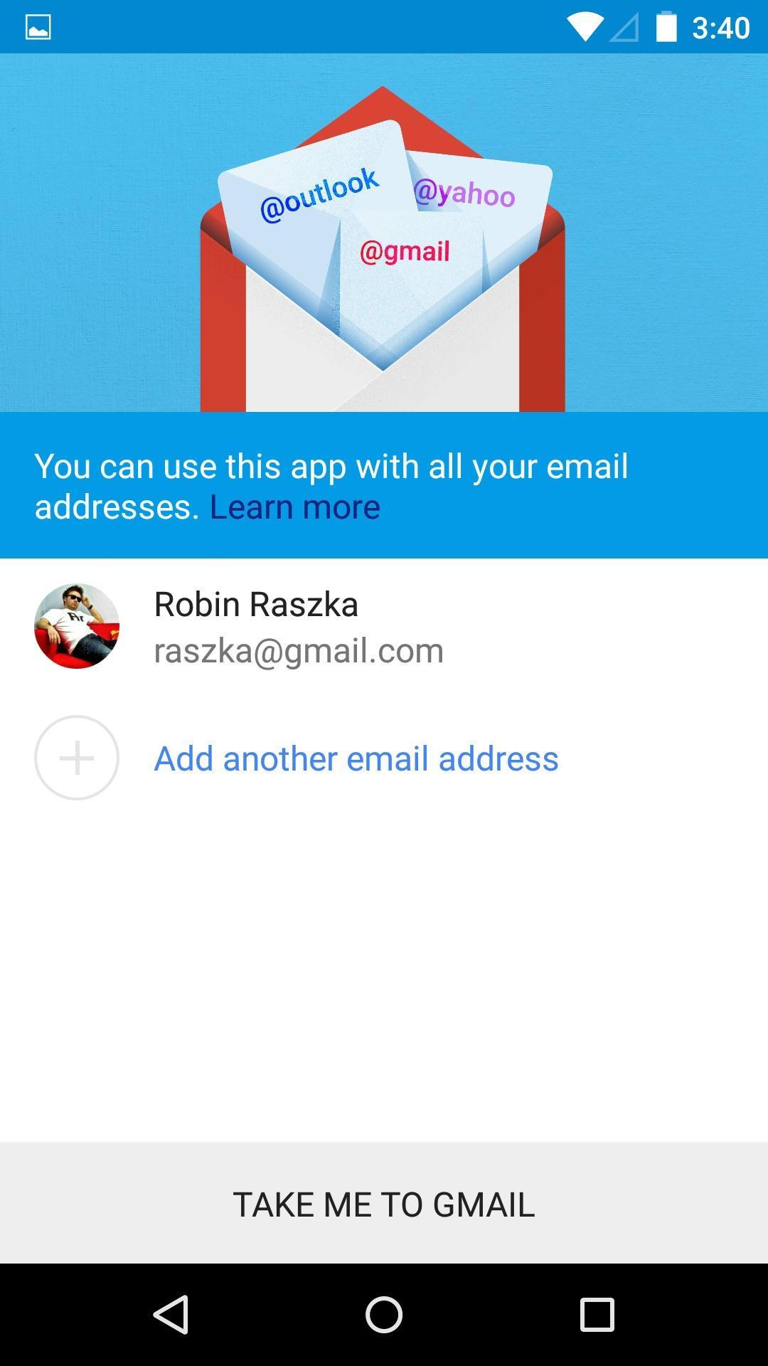 Gmail  登录