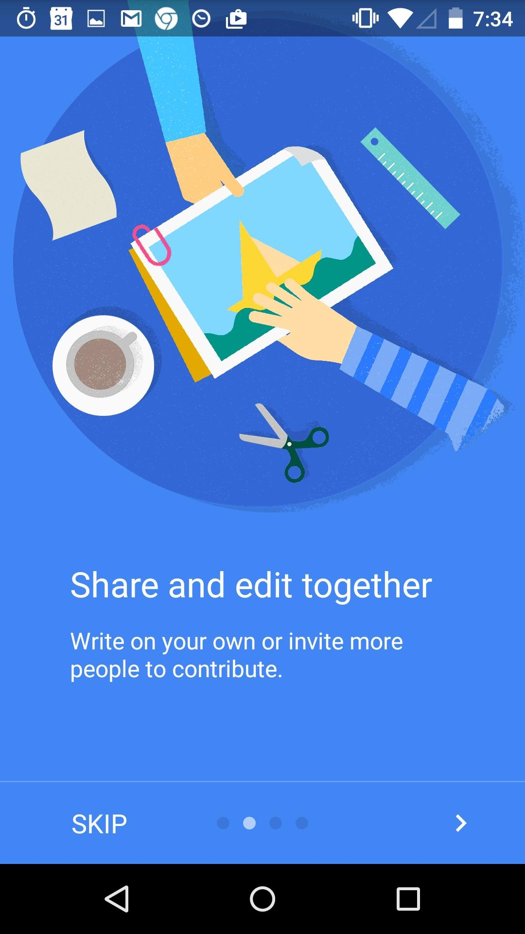 Google Slides  新版本特性介绍