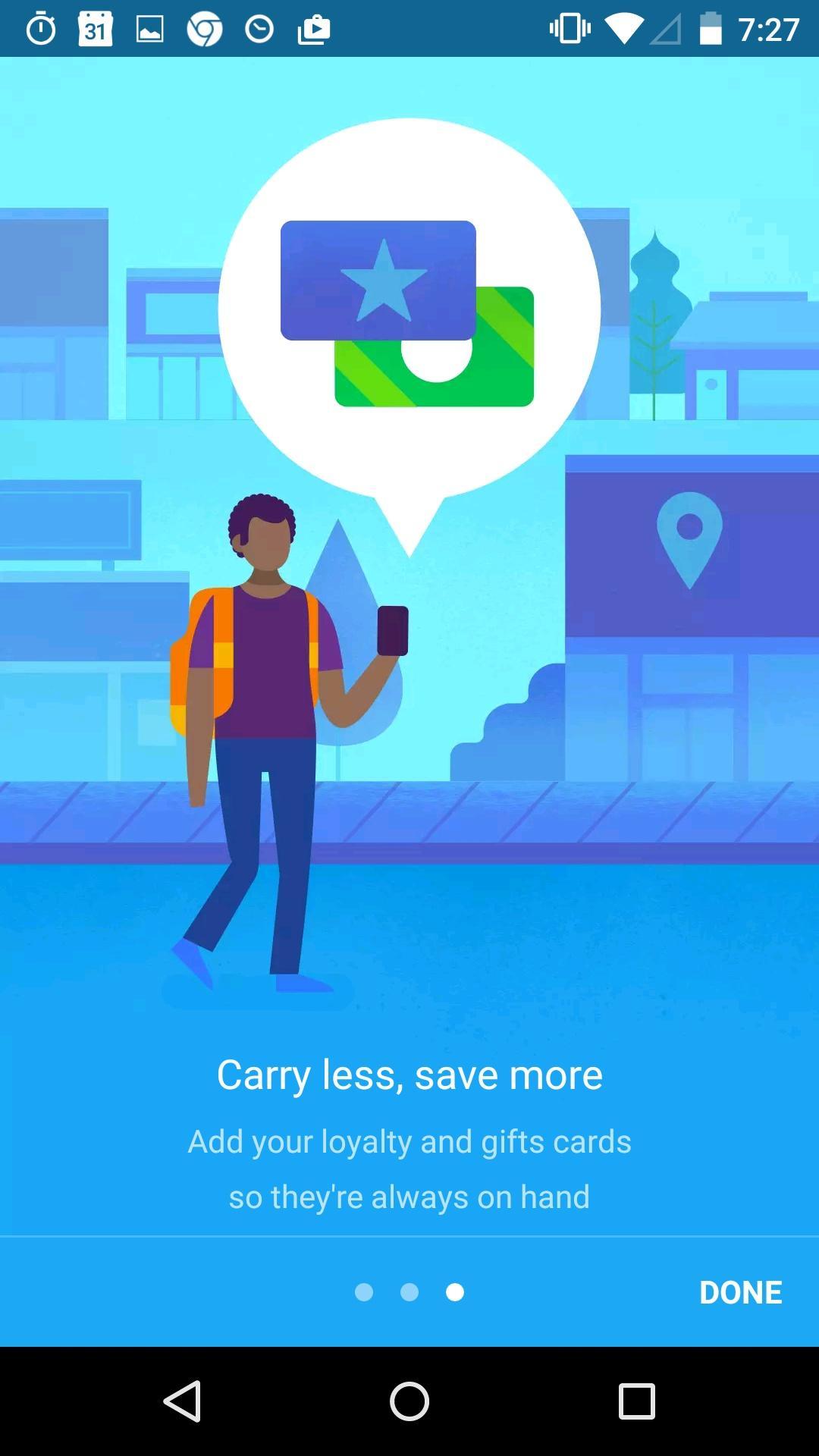 Google Wallet  新版本特性介绍