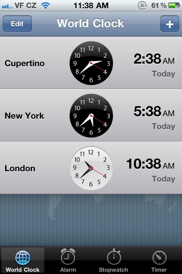 iHome+Sleep, the alarm clock app from the experts on alarm clocks  列表