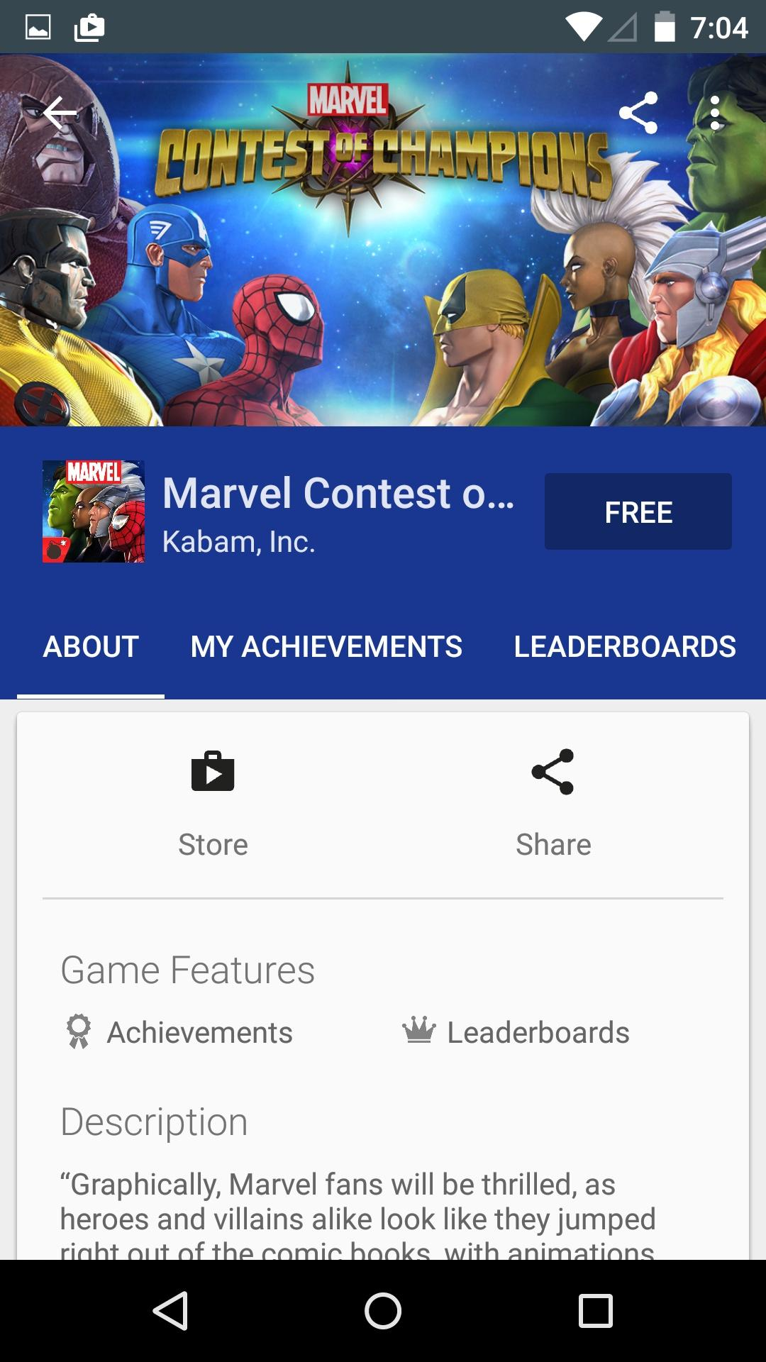 Google Play Games  结算