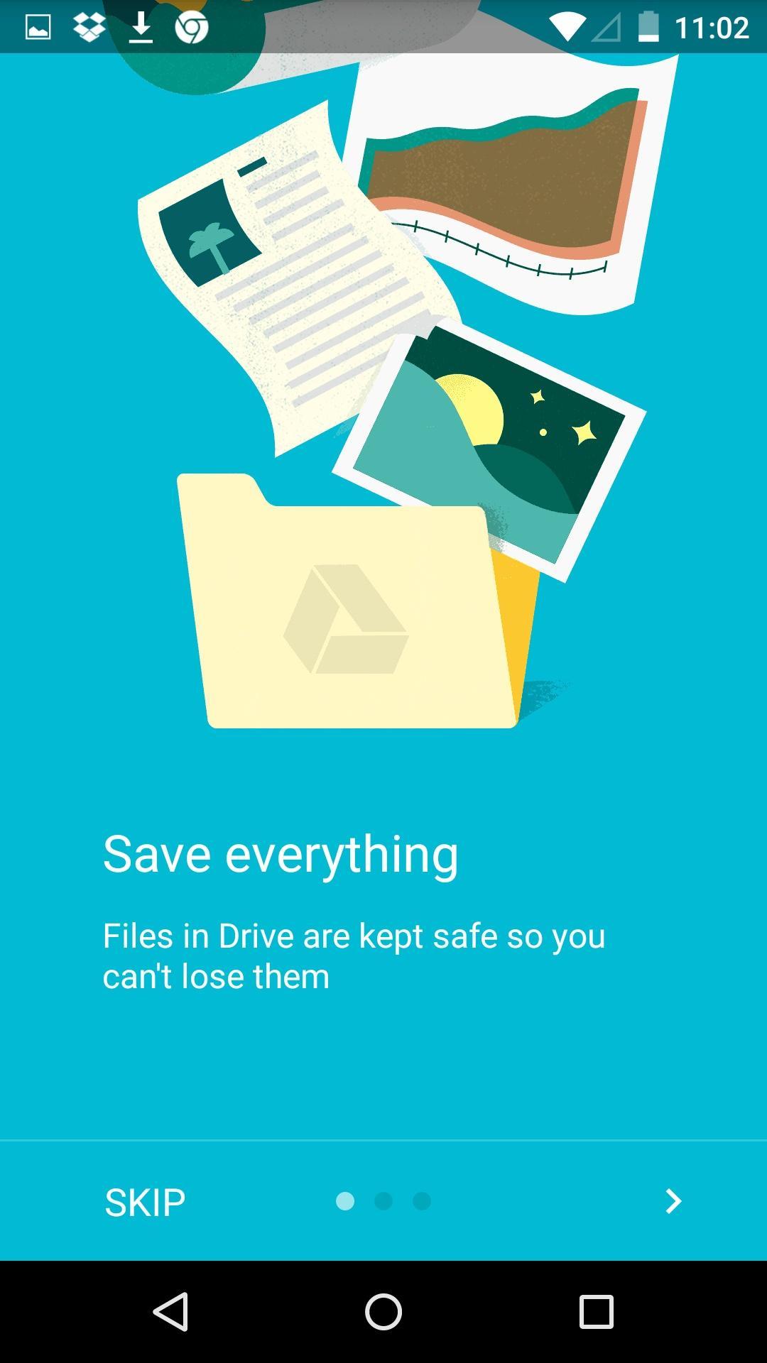 Google Drive  新版本特性介绍