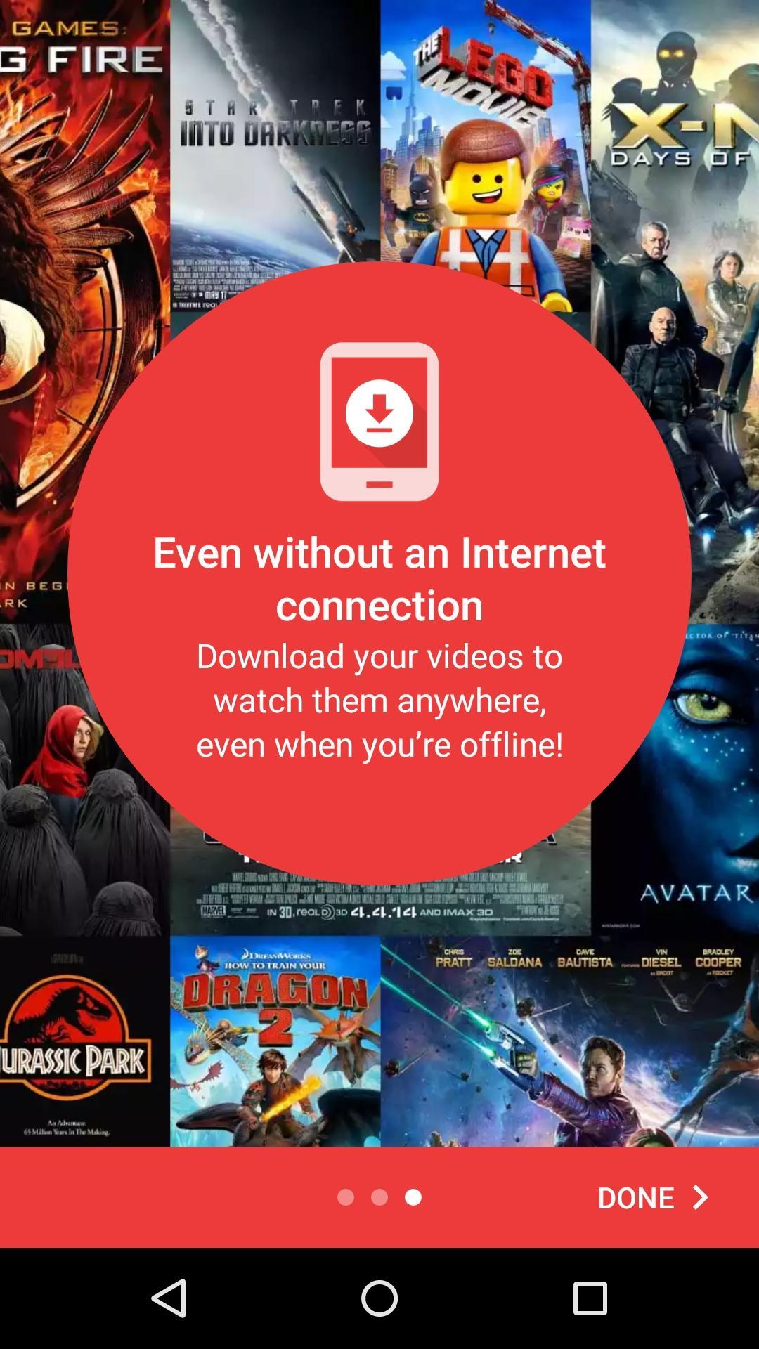 Google Play Movies & TV  新版本特性介绍