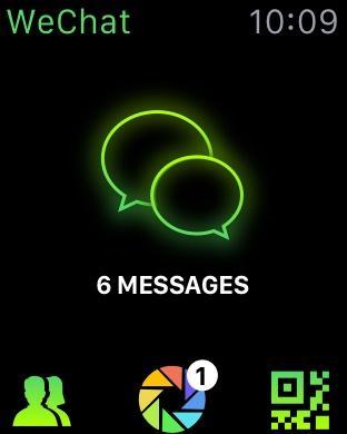 微信  提醒
