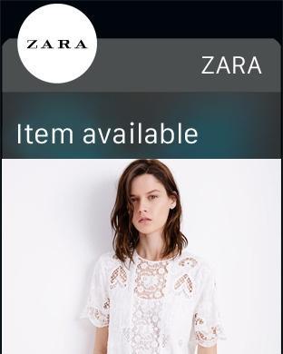 ZARA for iPhone  商品详情