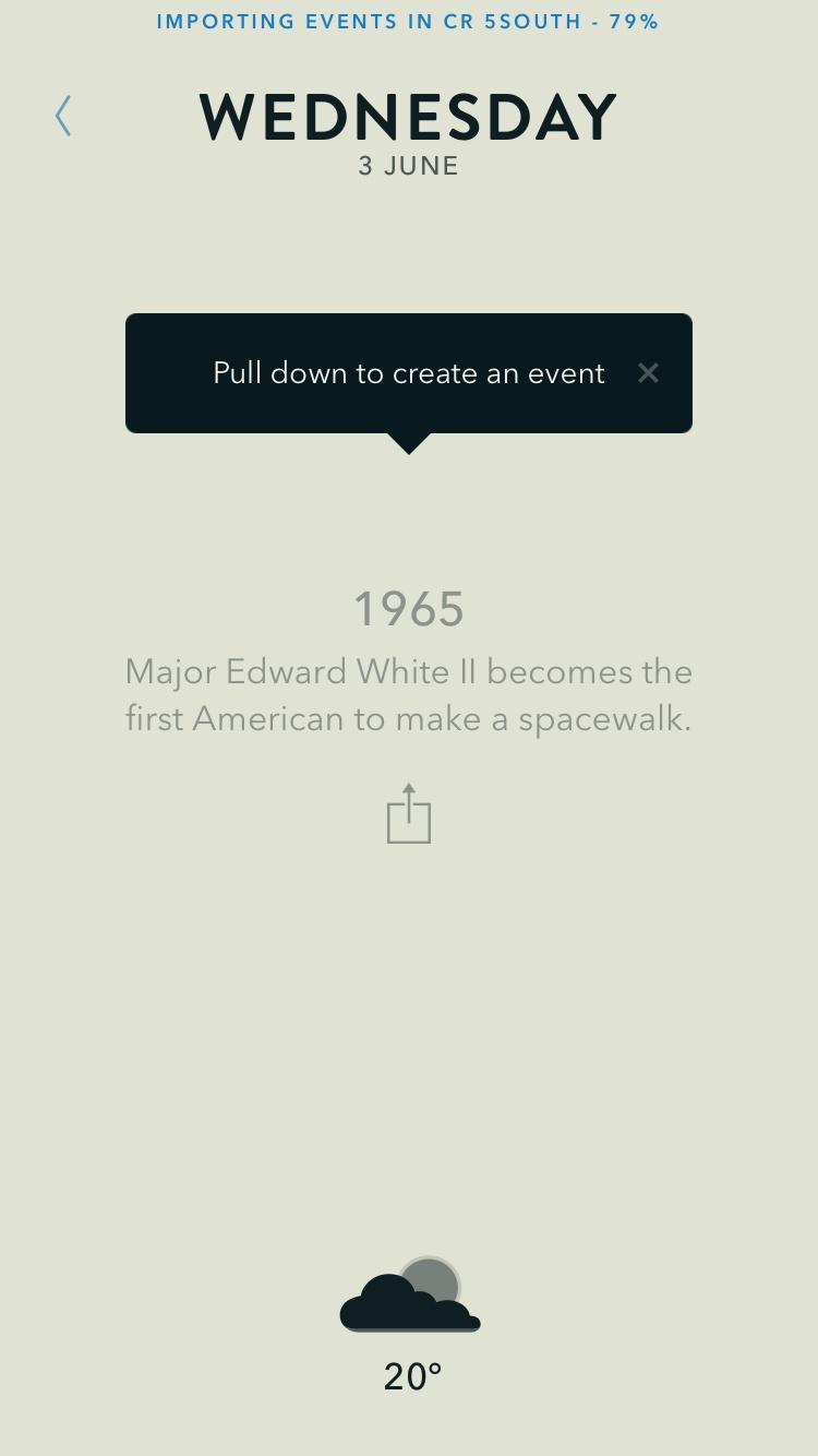 Moleskine Timepage – Calendar for iCloud, Google & Exchange  撰写