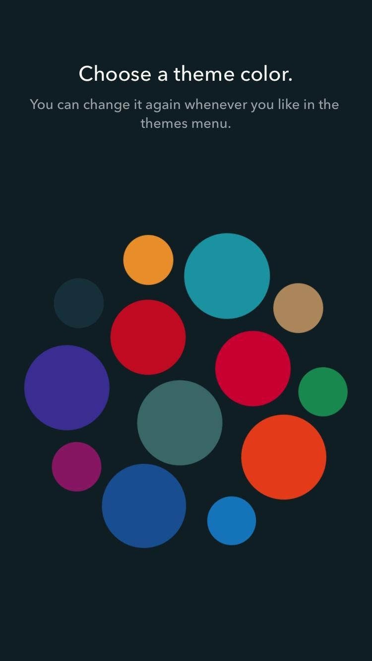 Moleskine Timepage – Calendar for iCloud, Google & Exchange  筛选