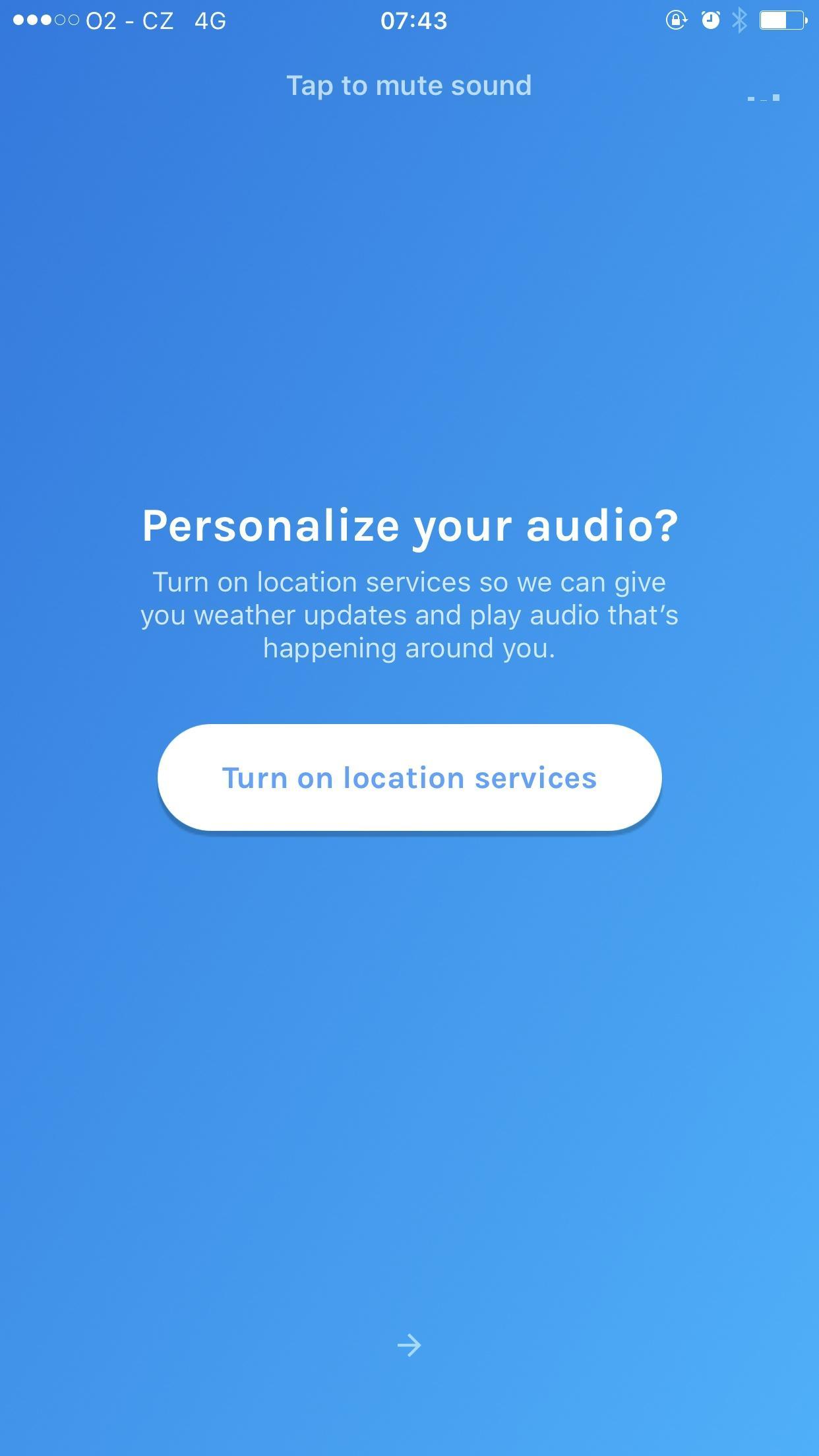Anchor — Radio, Reinvented  请求许可简洁的